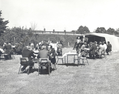 BSRIA open day, 1970
