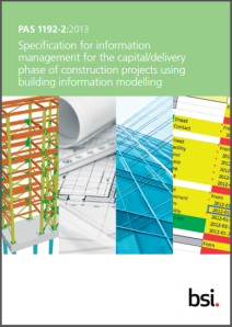 PAS 1192-2:2013 is available to download for free from BSI