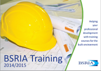BSRIA's 2014/15 Training Brochure