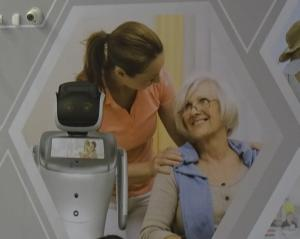 From intelligent fridges to robots to keep an eye on grandma; the smart future is emerging