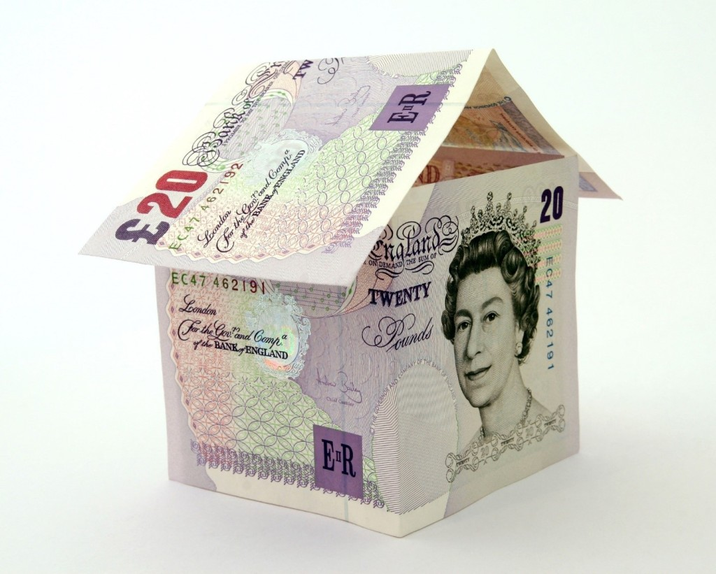 Showing house made of money i.e. there is cost in everything, so always investigate to prevent repetitive failures